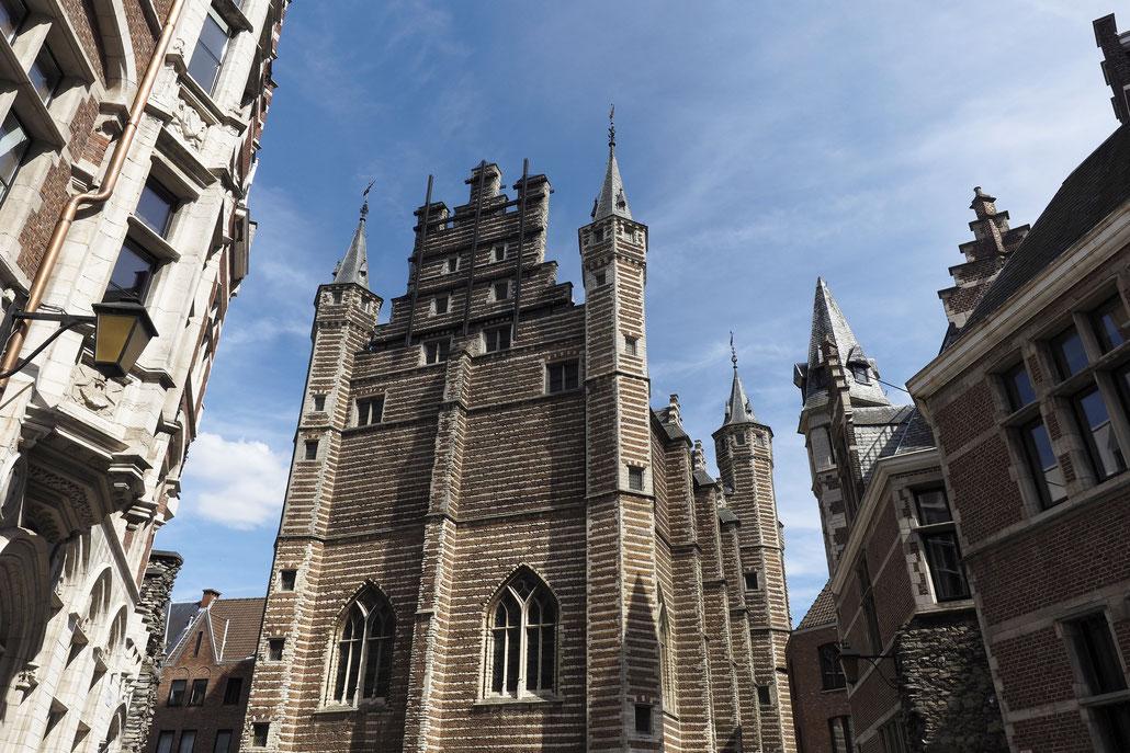 Antwerpen - Antwerp - Anvers - Museum Vleeshuis
