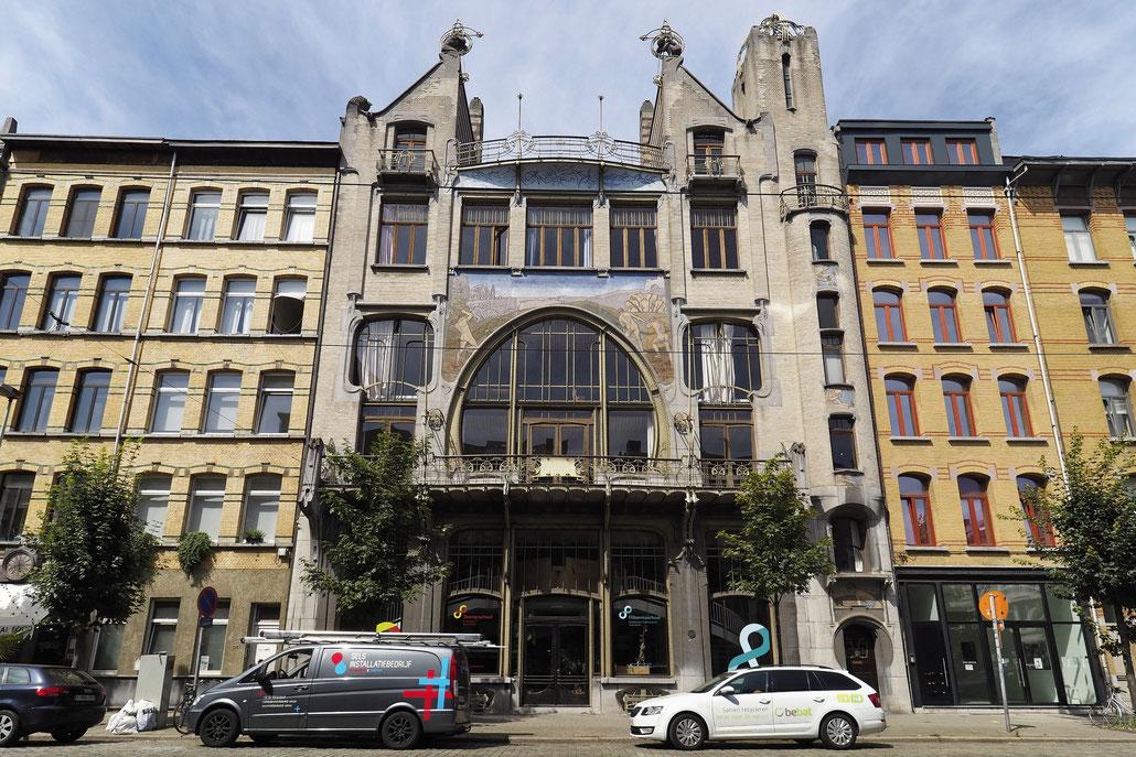 Antwerpen - Antwerp - Anvers - Steiner School