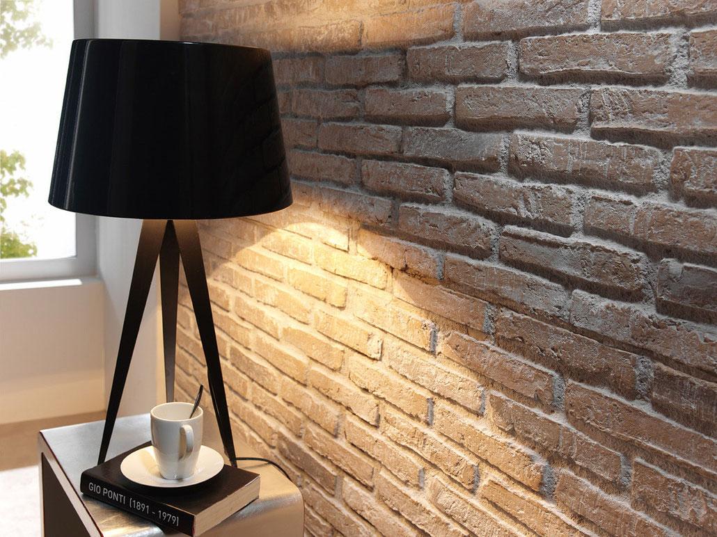 Steinpaneele PanelPiedra Kunststeinpaneele Wandverkleidung Klinker