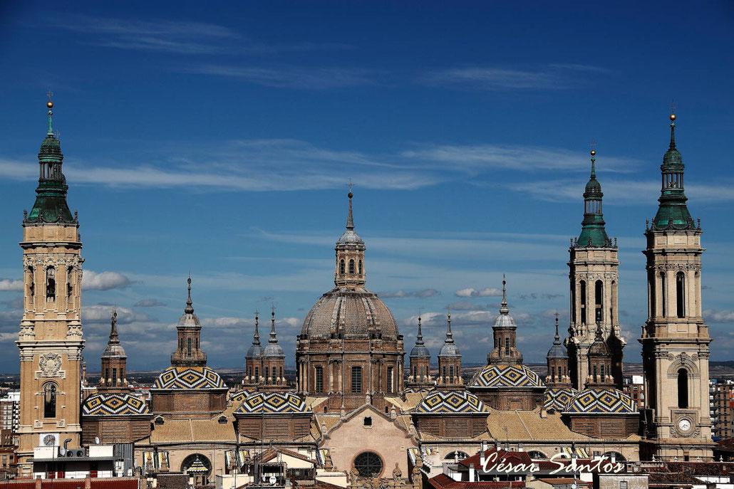 Basílica barroca española