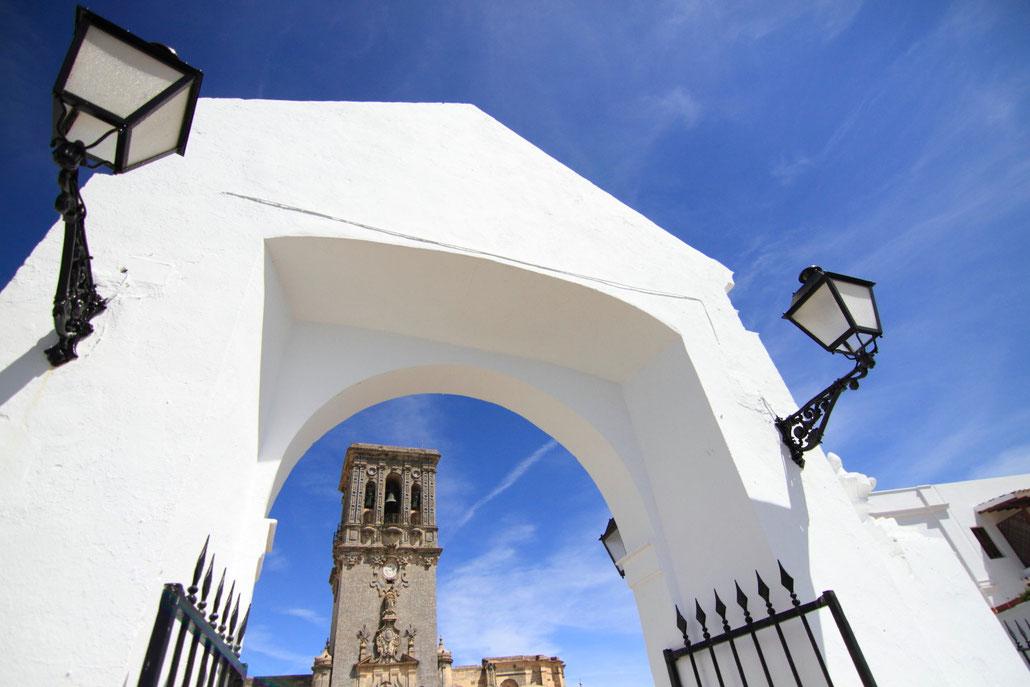 Iglesia de Santa María de la Asunción. Arcos de la Frontera. Cádiz
