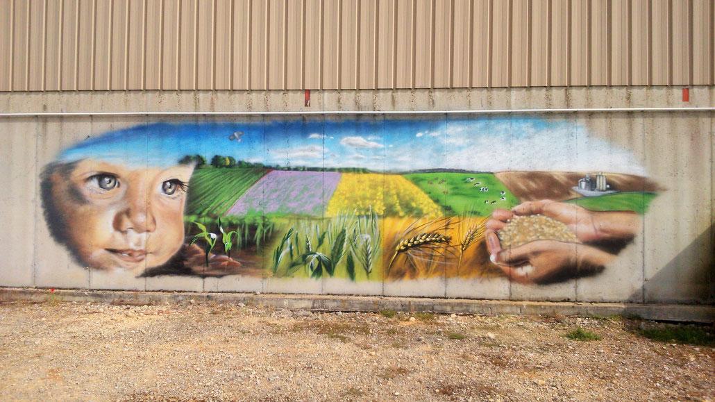 fresque-murale-paysage-campagne-champs-blé-tournesol-110-bourgogne