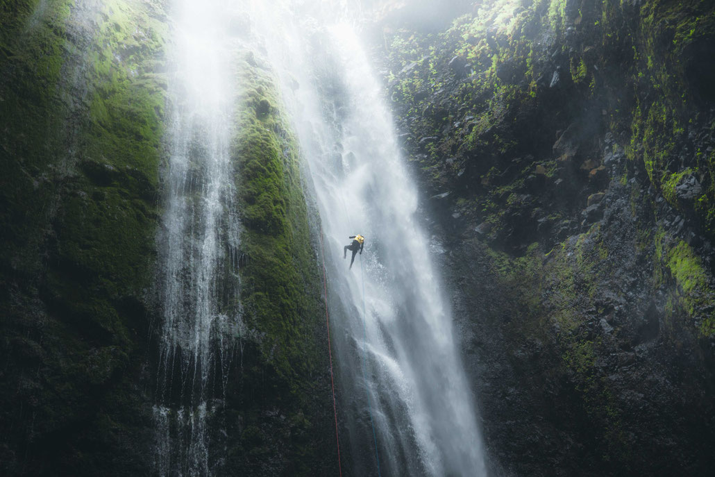 the ultimate guide to planning a trip to Madeira canyoning adventure
