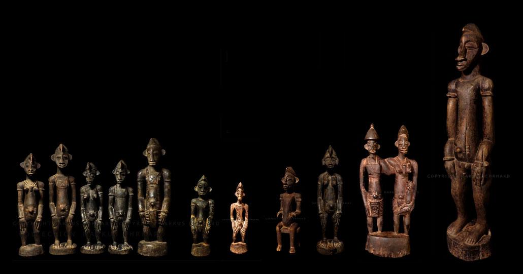 convolut Tugubele Senufo Senoufo art statue sculpture