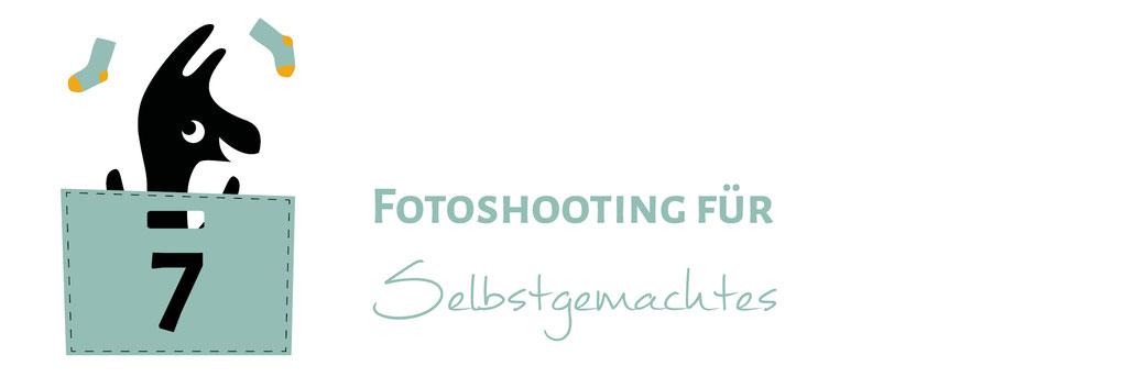 7 Fotoshooting für Selbstgemachtes