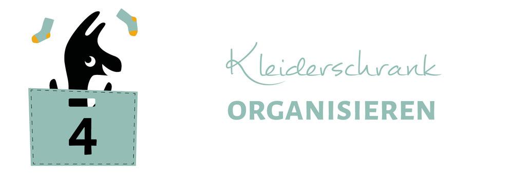 4 Kleiderschrank organisieren
