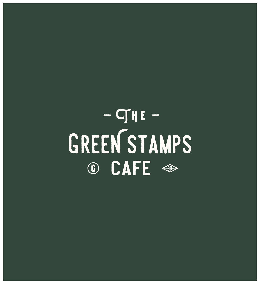 GREEN STAMPS CAFE  ショップロゴ