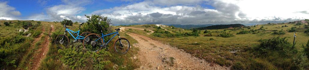 Ronde VTT des 3 Quilles - Plateau de Bouichet