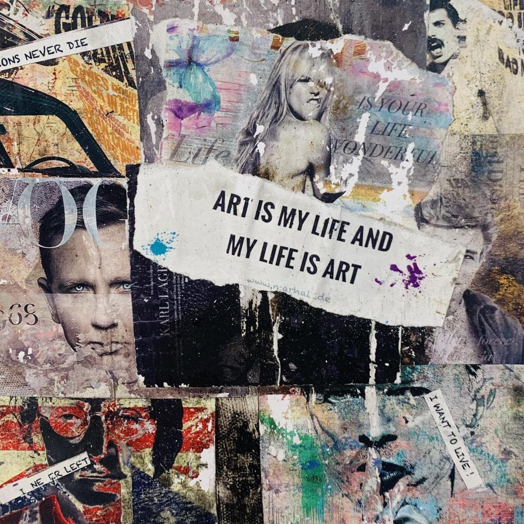 Art is my life - Petra Moosbrugger