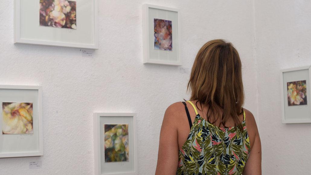 Kuratierte Ausstellung von Franziska Tepla, 2016