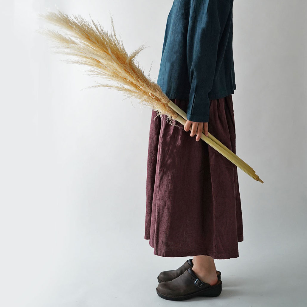 ヂェン先生の日常着 ボリュームスカート イメージ