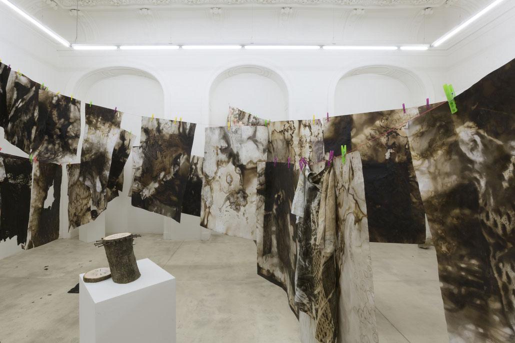 Christian Eisenberger Ausstellung in der Galerie
