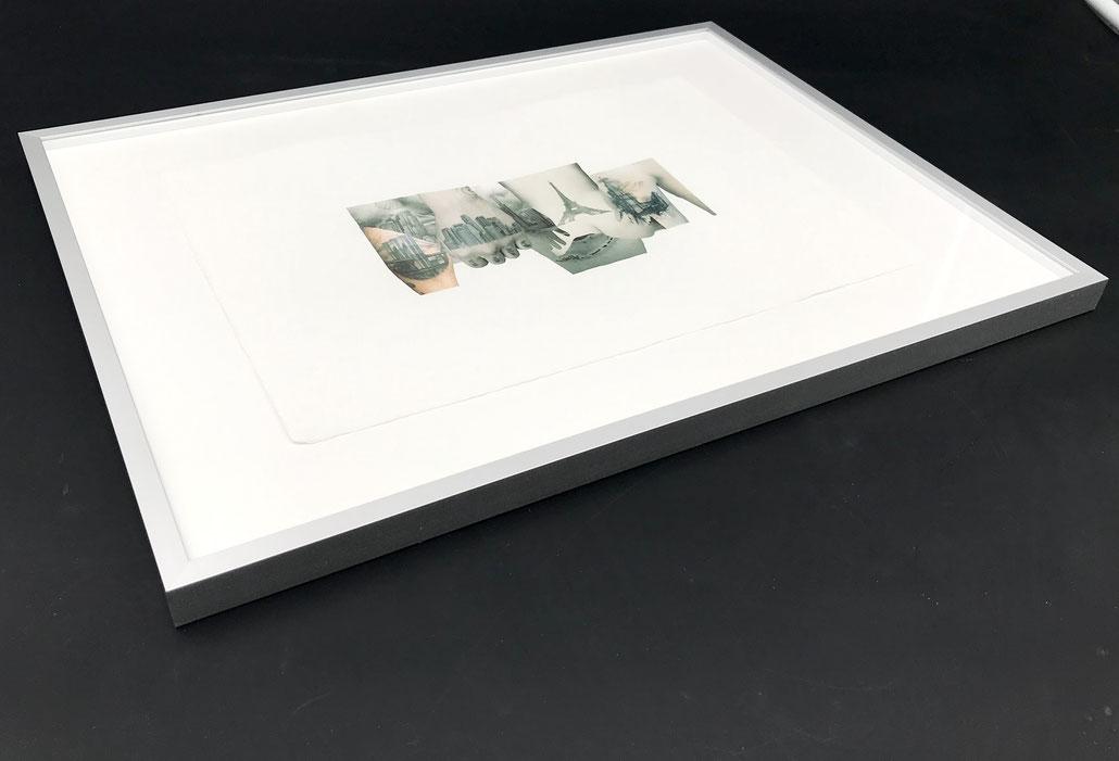 Bernd Oppl Kunst Kuenstler (Skyline aus Tatoos)