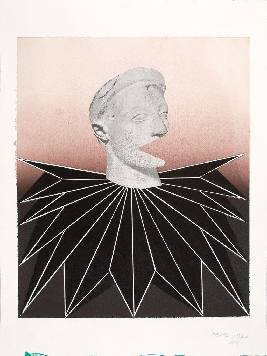 Vlidimir Houdek art original artwork by the czech contemporary artist Vladimir Houdek