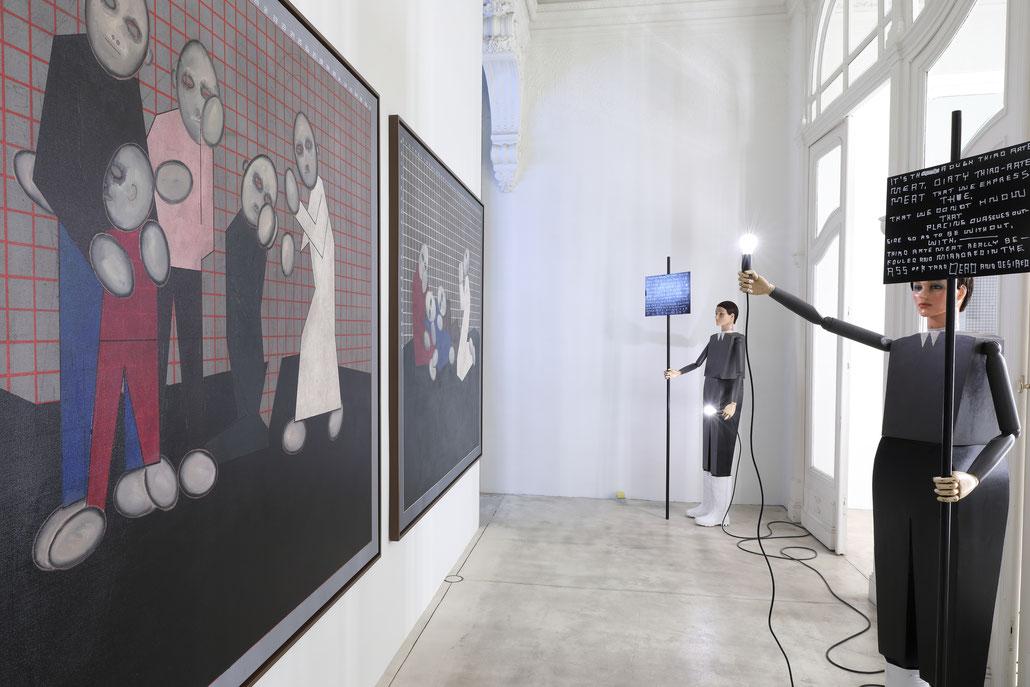 Thomas Zipp Galerie / gallery artworks