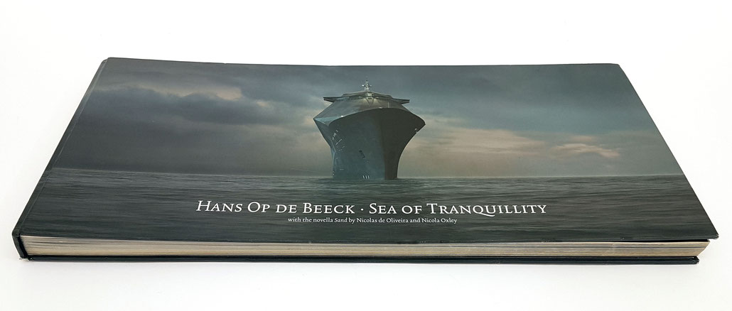 Hans Op de Beeck Buch / Book: Sea of Tranquility