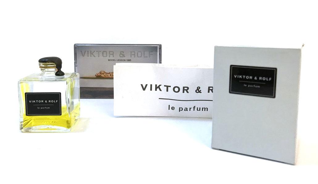 viktor rolf limited edition set le parfum 1996 by the designers viktor & rolf