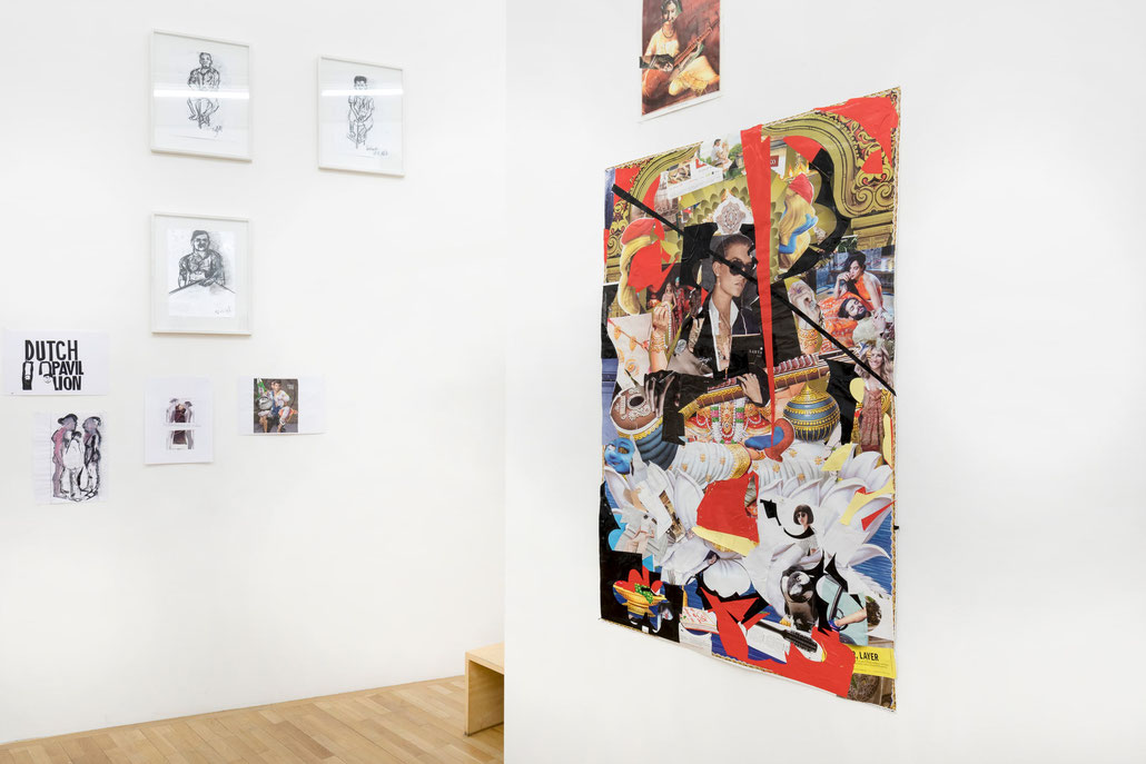 Erik van Lieshout artworks original art by the Dutch artist