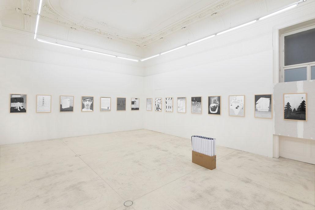 Werner Reiterer Ausstellung / exhibition