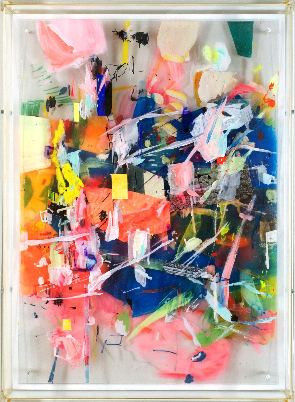 Kunst als Geschenkidee - junge belgische Kunst von Stephanie Devoss (Stefanie De Voss)
