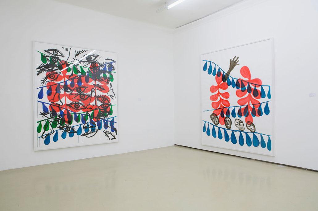 Thean Chie Chan Ausstellung. Malaysische zeitgenössische Kunst kaufen (malaysian contemporary art)