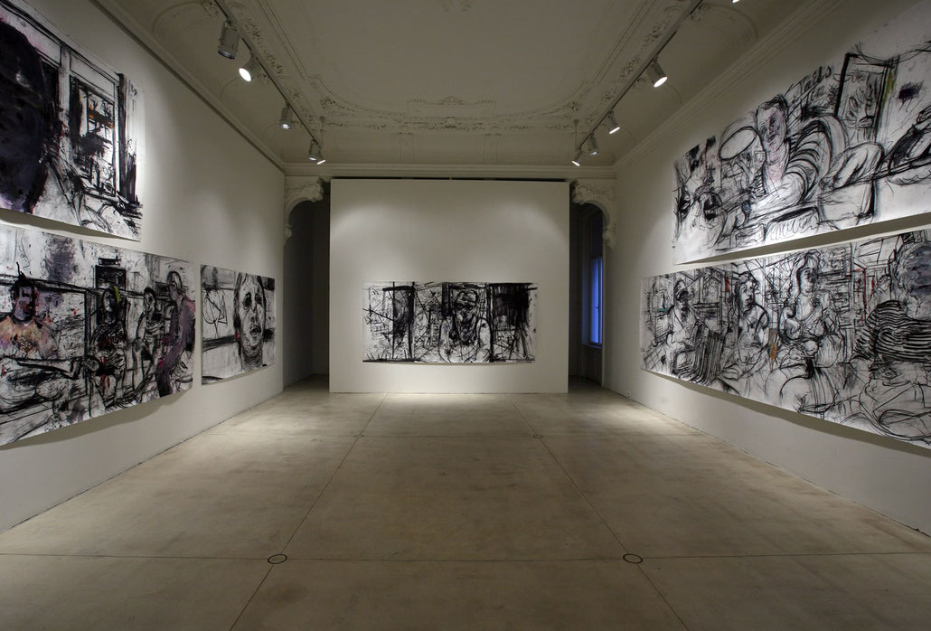 Erik van Lieshout Ausstellung exhibition 2008 Galerie Krinzinger Wien