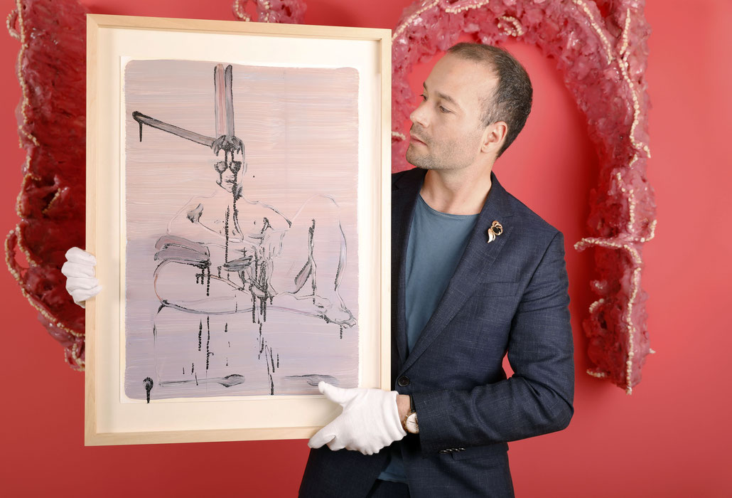 Rui Miguel Leitao Ferreira - Artwork / Original art by the Portugese Artist Rui Ferreira (Matthias Bechtle)