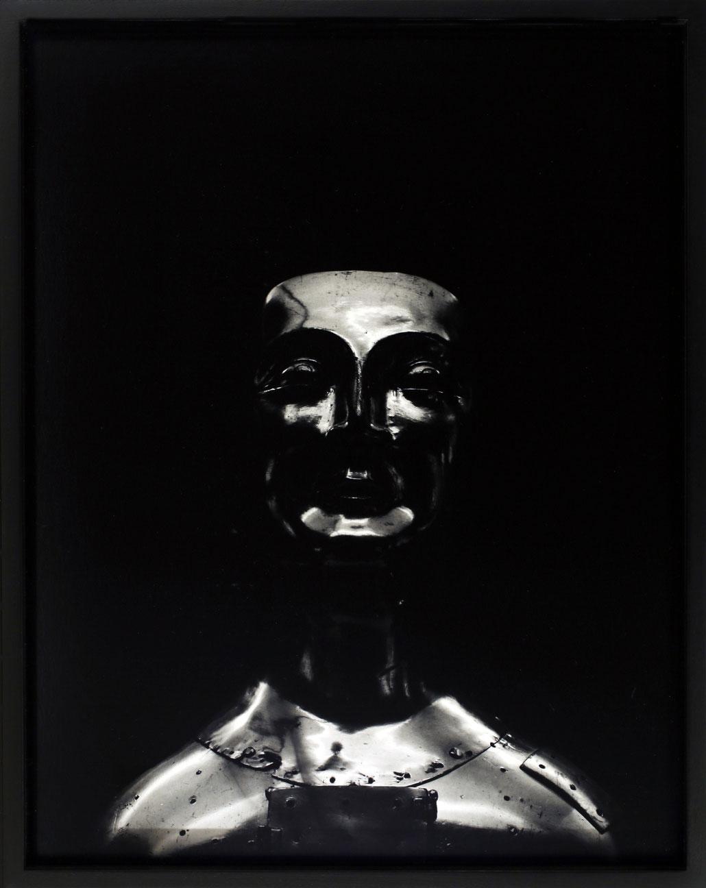 Reliquar Silbergelatine Fotografie von Anja Ronacher