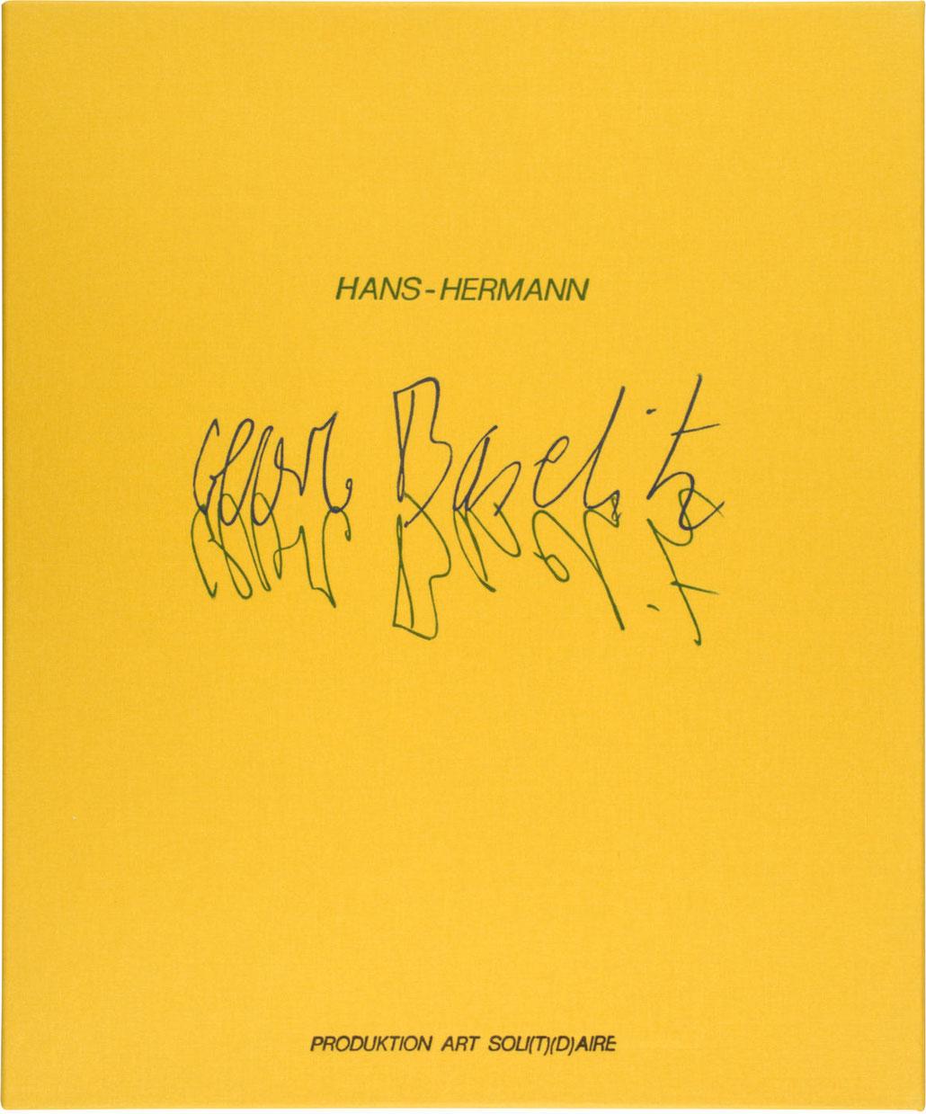 Georg Baselitz Edition Imperia Suite 2005 mit Hans Hermann Edition ART SOLI(T)(D)AIRE