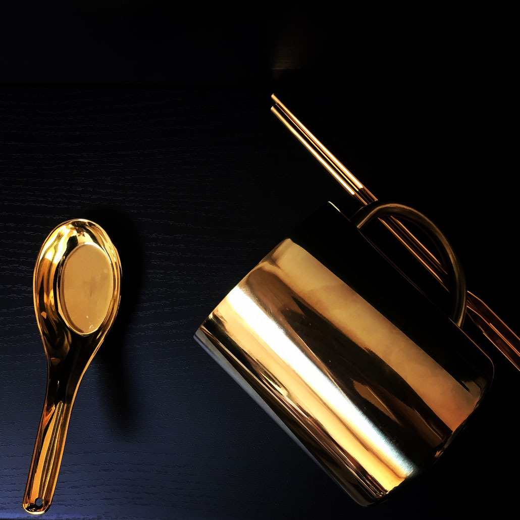 Zhang Ding Edition / Multiple (golden chopsticks).