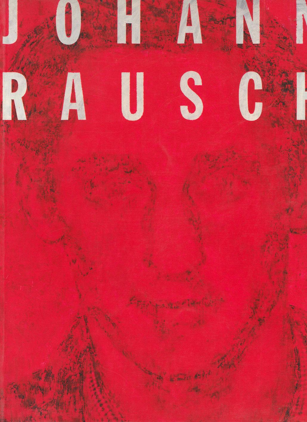 Johann Rausch Buch Kunst (Hannes)