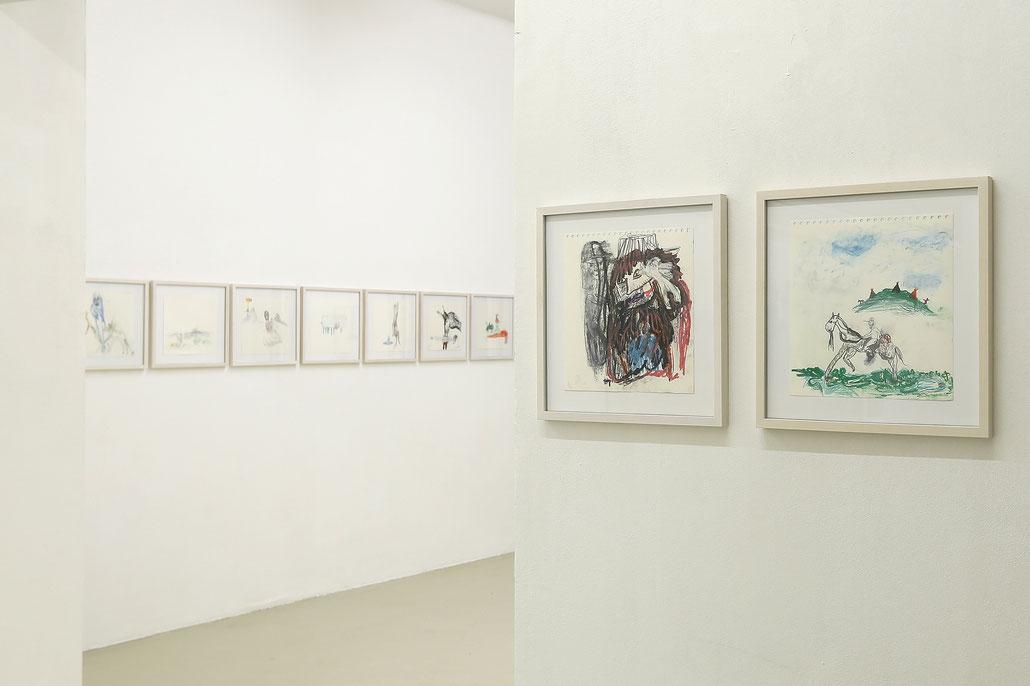 Artist Janne Räisänen Raeisaenen artworks exhibition.