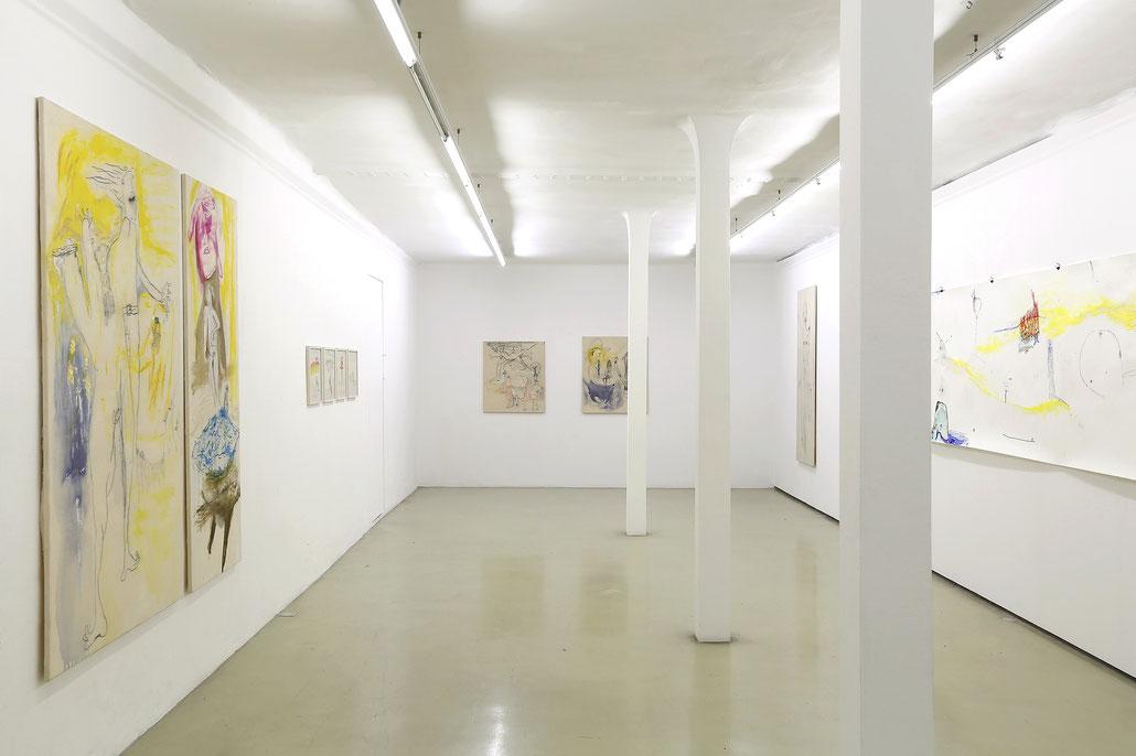 Janne Räisänen Raeisaenen art exhibition