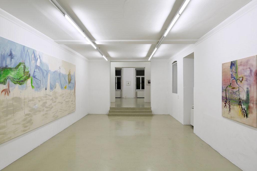 Janne Räisänen Raeisaenen Kunst Ausstellung bei Krinzinger Projekte Wien