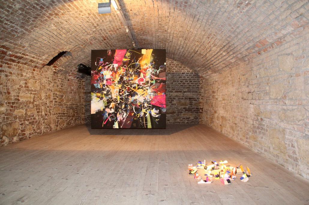 Stefanie De Vos Contemporary Belgian Art by the artist Stephanie Devos