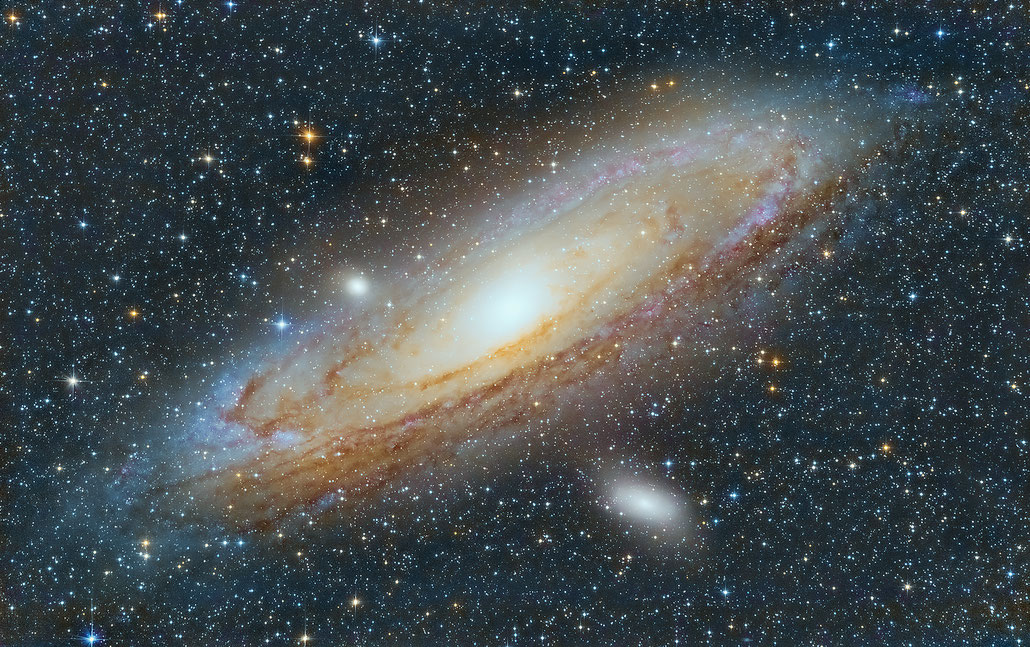 M31 アンドロメダ大銀河
