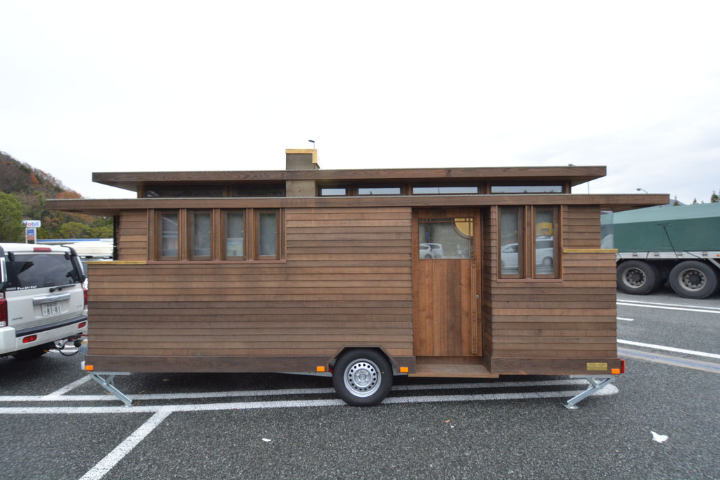 Pocket Cabin Trailer