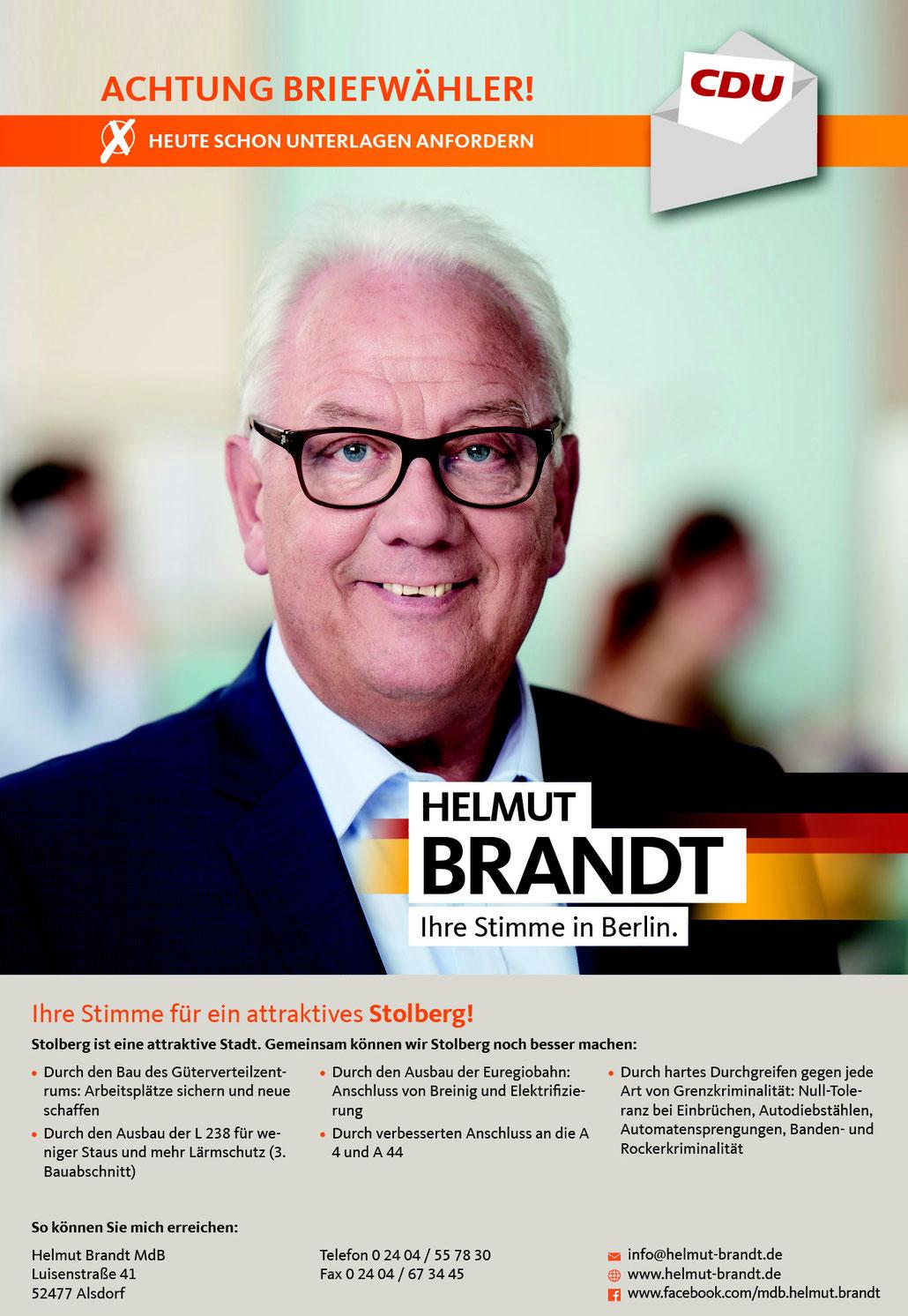 Aktuelles 2017 - CDU Stolberg
