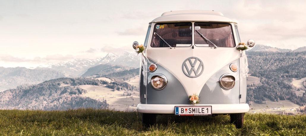 VW, Volkswagen, T1, Hochzeitsauto, 1966, Bulliver, Sulzberg, mieten, Volkswagen, Bulli, Messen, Events, Foto, joohan, Dein Weggefährt