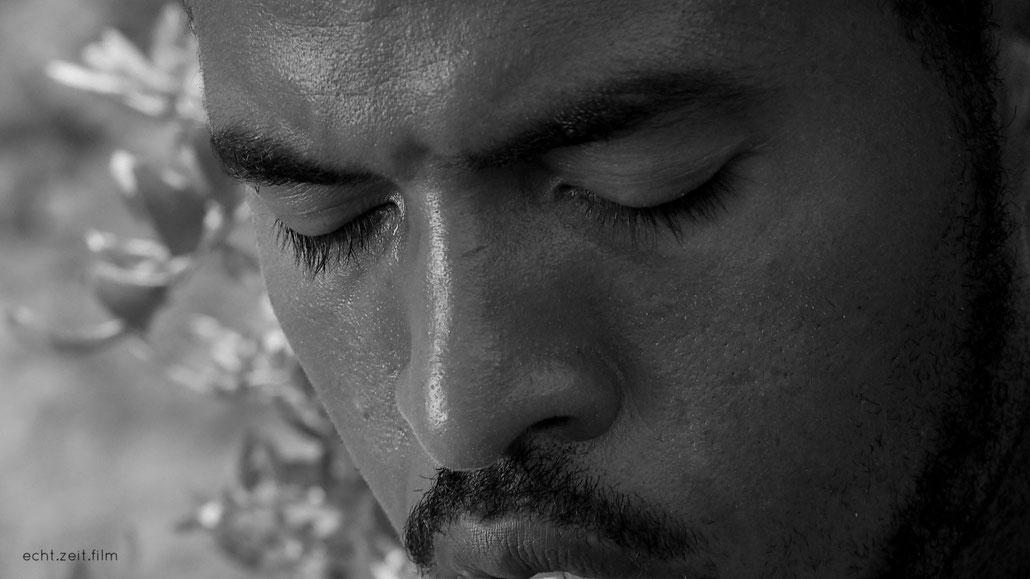 Peter Schreiner echtzeitfilm LAMPEDUSA Zakaria Mohamed Ali   austrian film