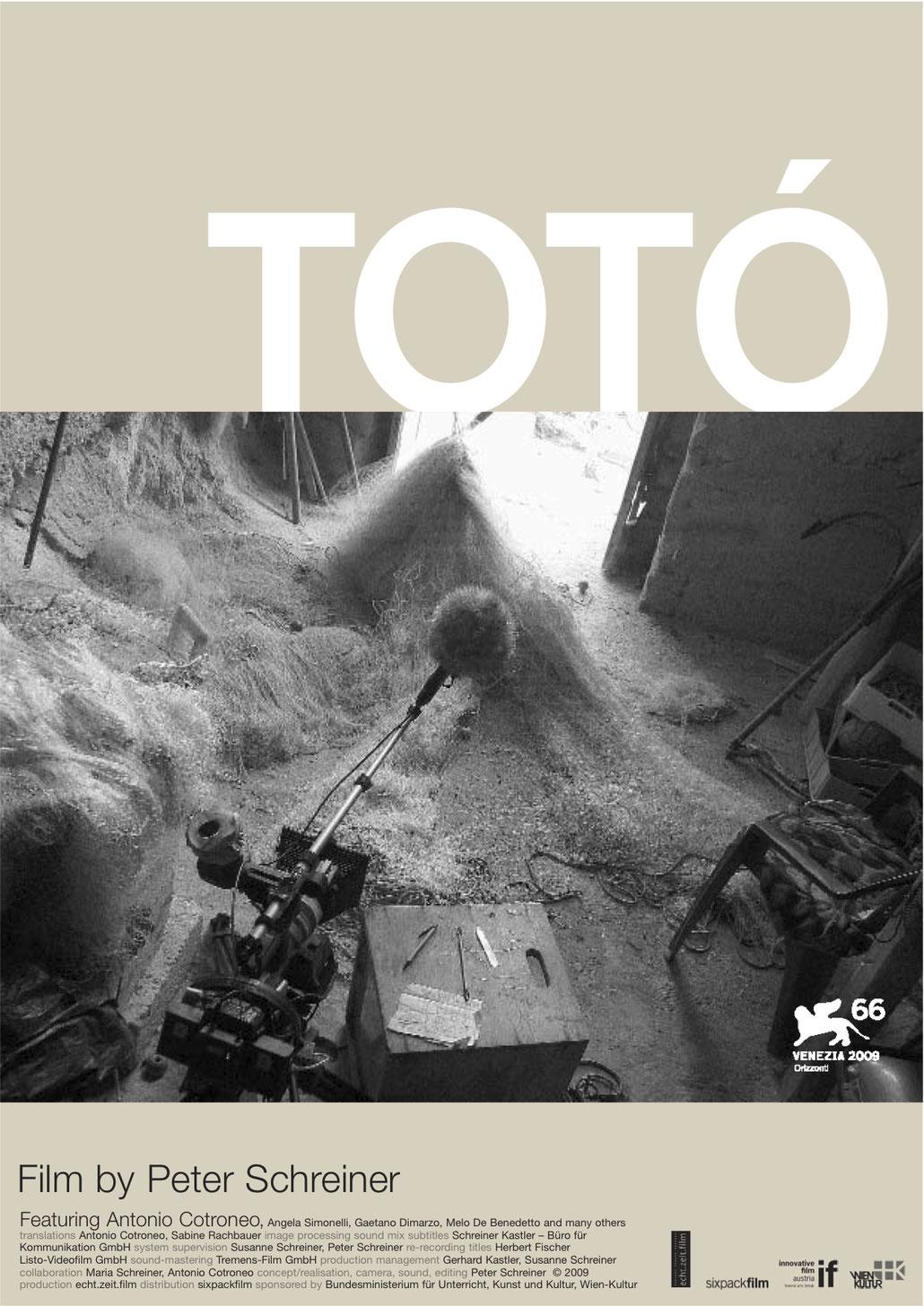 TOTÓ by Peter Schreiner echtzeitfilm