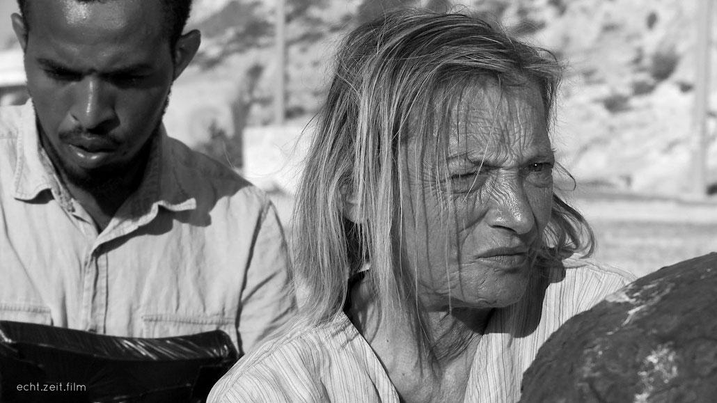 Peter Schreiner echtzeitfilm LAMPEDUSA Zakaria Mohamed Ali Giuliana Pachner   austrian film