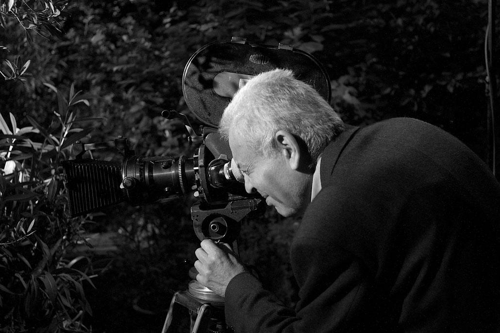 Awad Elkish GARDEN film by Peter Schreiner