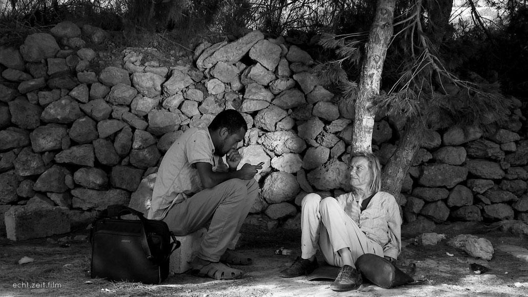 Peter Schreiner echtzeitfilm Zakaria Mohamed Ali Giuliana Pachner   austrian film