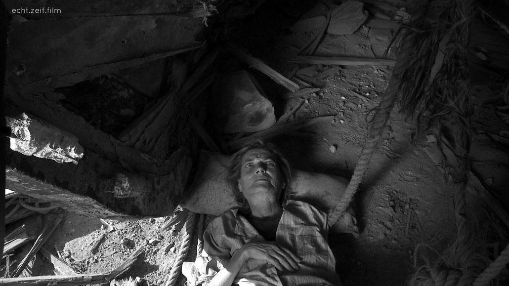 Peter Schreiner echtzeitfilm LAMPEDUSA Giuliana Pachner   austrian film