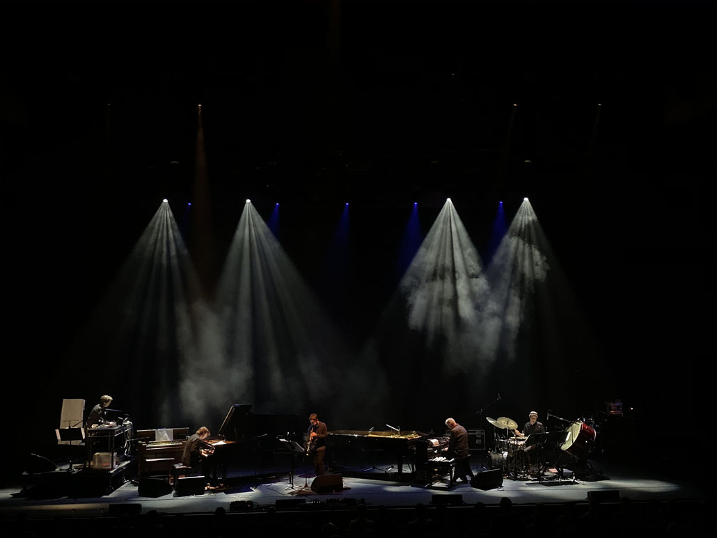 Michael Wollny / Bau.Haus.Klang @Barbican Center London / EFG London Jazz Festival 2019 / production & foto credit: AB