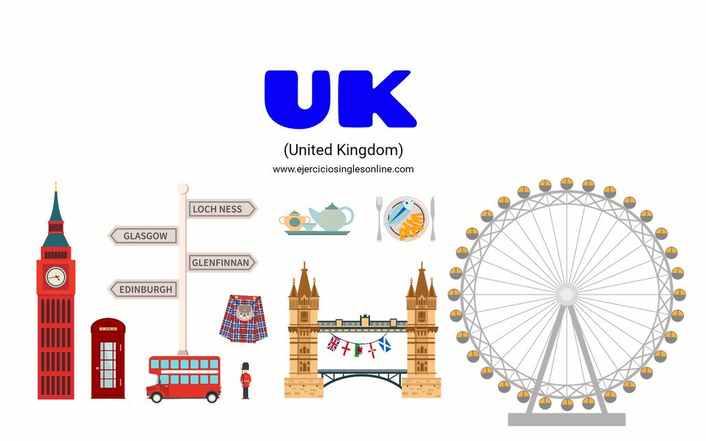 UK - cuestionario 1