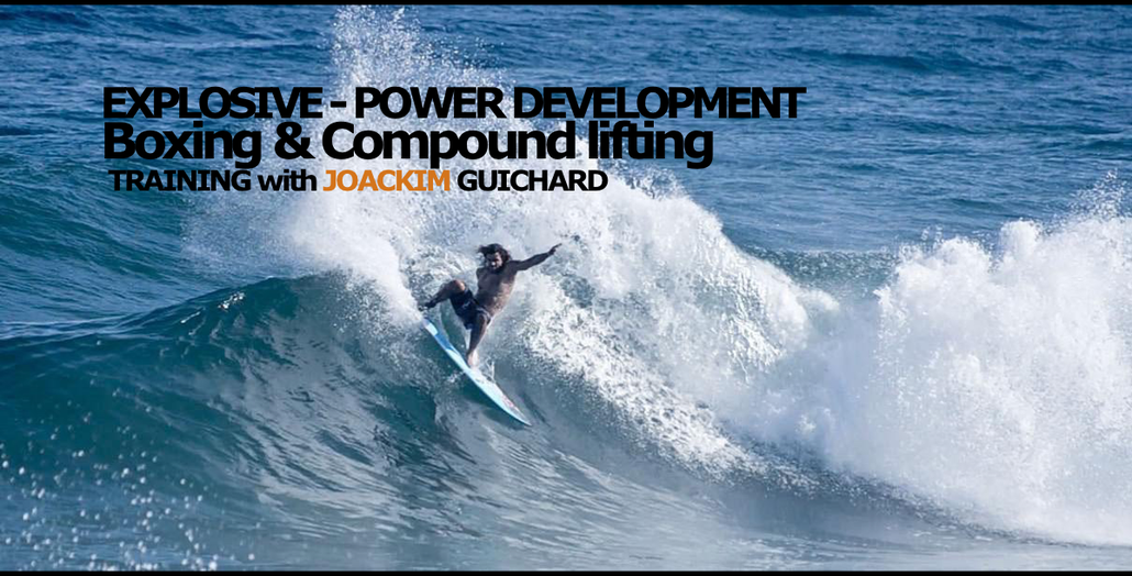 powerful surfing from training with justin west coaching