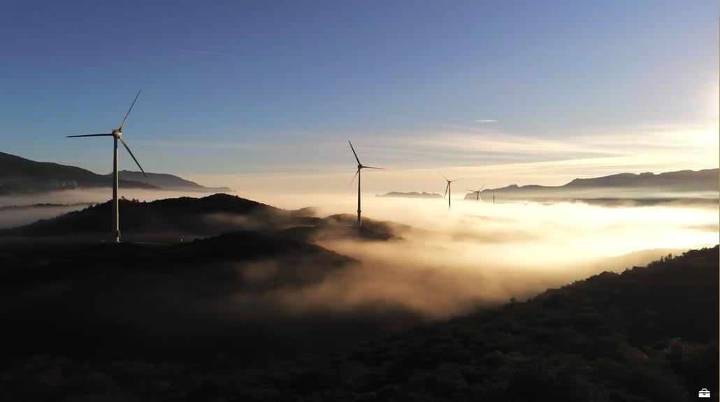 Éoliennes Moyen Agly