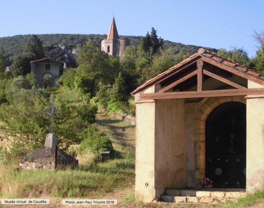 Oratoire Sainte Anne et Croix de la Placette